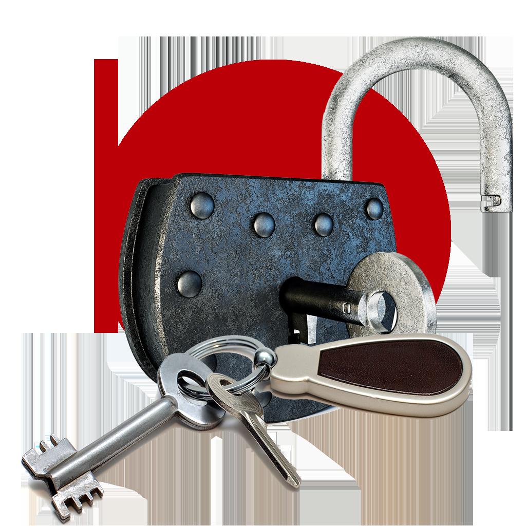 Padlock Unlocking